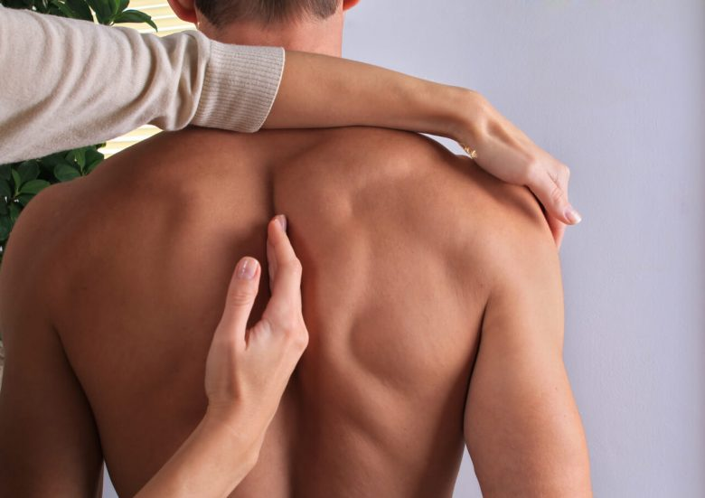 muscles back to action with chiropractic pressure