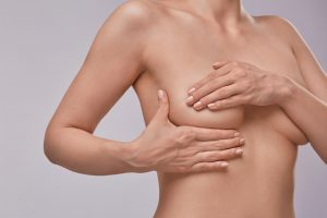detecting breast cancer with implants