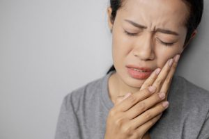 sinus infection causing tooth pain