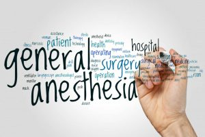 general anesthesia oral surgery