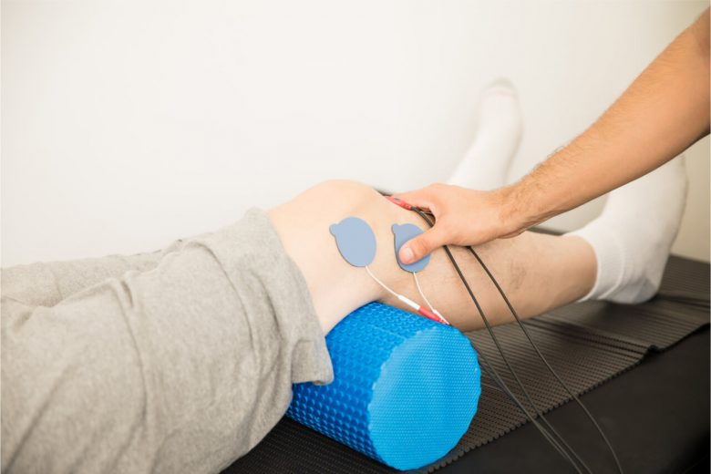 Pads for Electrotherapy pain relief