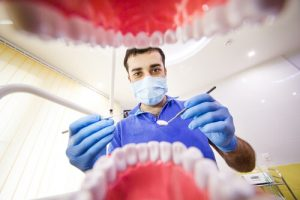 dental professionals and specilization