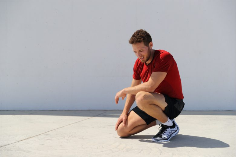 Knee pain during exercise