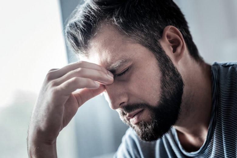 Pain On Bridge Of Nose